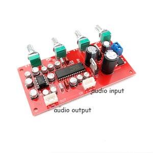 Image 3 - UPC1892CT Voorversterker Toon Boord Voorversterker NE5532Tone Controle Potentiometer Scheiding Dual Dc 12 V 24 V