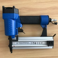 SAT1607 Professional Brad Nailer Gun F50B With Quick Clear Nose Nairs Pneumatic Tools Air Nailing Gun