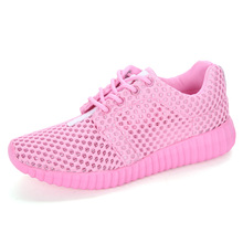 New Arrival Lightweight Sneakers Women Mesh Breathable Ladies Shoes