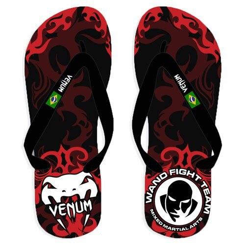 70990f4dfe8b2 € 27.15 |2015 MMA muay Thai boxing hombres sandalias Flip flops no roto PE  gladiator sandalias mujeres zapatos envío gratis Global en Sandalias de ...