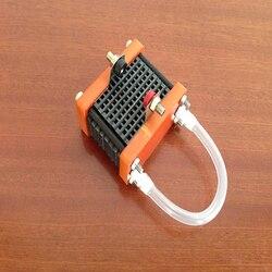 Célula de combustible de respiración de aire 1,6 W 3W 4,2 V membrana de intercambio de protones de celda de combustible de hidrógeno PEMFC PEMs