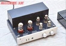 MUZISHARE X3T dual rectifier EL84 Class A single-ended tube Headphone amplifier