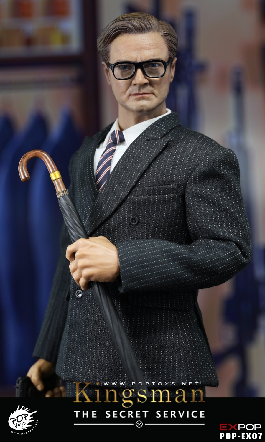 1:6 scale Super flexible male figure Kingsman:The Secret Service Colin Firth 12 action figure doll Collectible plastic Model