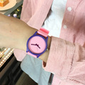 Ladies High Quality Brand Watch New Fashion Casual Silicone Watches With Japan Quartz Unisex WristWatches Women Gift 2016
