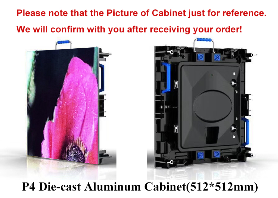 P4 Indoor Full color LED display 2