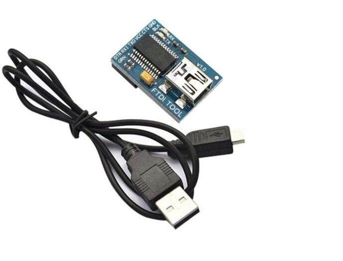 New FTDI Basic 5V USB transfer TTL MWC compiler programmer/program unload tool can directly connect MEC flight control ftdi basic serial debugger 5v usb to ttl mwc for arduino diy projects