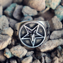 Mens Stainless Steel Ring Ethnic Retro Style Mexican Skull Biker Rings Rock Punk Jewellery cocotina personality punk style black fashion creative cross rock skull head retro watch wt0022