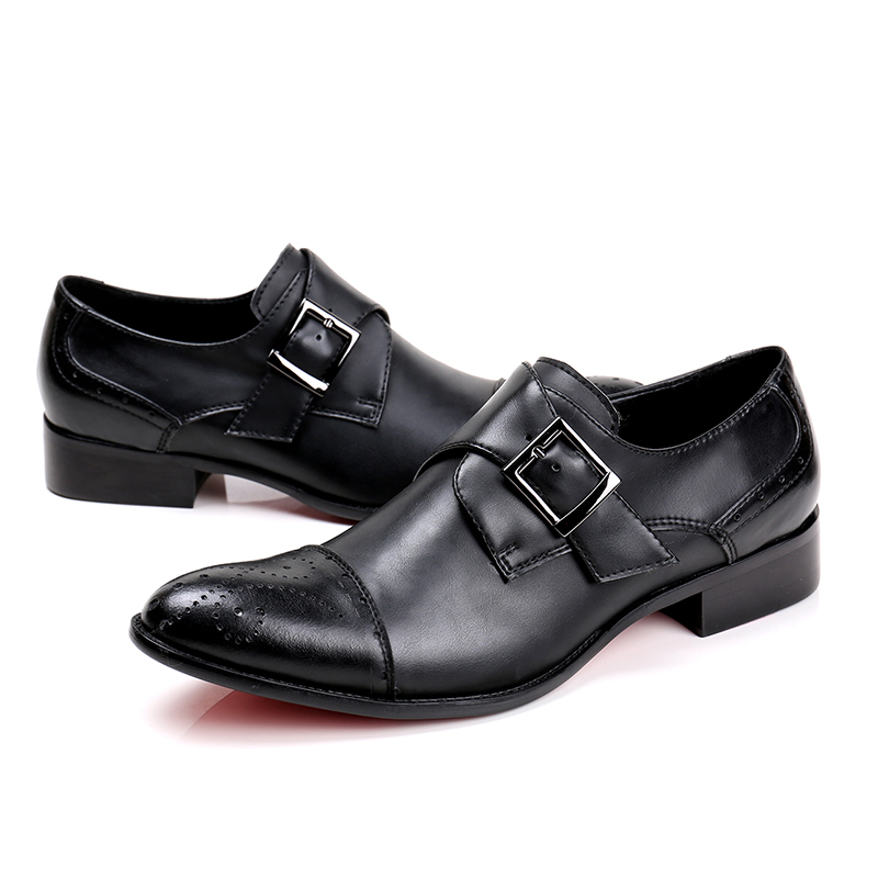 Brand Vintage Fashion Men Brogue Shoes Genuine Leather Luxury Carved Mens Dress Shoes Men Flats for Business Plus Size 38-46 fashion top brand italian designer mens wedding shoes men polish patent leather luxury dress shoes man flats for business 2016