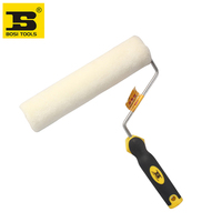 Free Shipping BOSI 9 Woolen Paint Roller Wall Roller