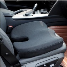 Cushion-Pad Car-Seat-Booster Memory-Foam Non-Slip Adult Inventories Adjustable High-Quality