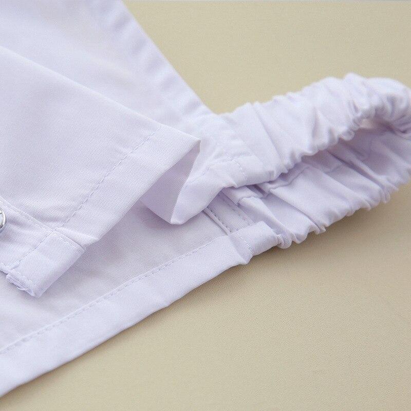 Free Shipping Winter Cotton Shirt Women Collar Sweater Women Fake Collar Detachable Collars Drop Shpper