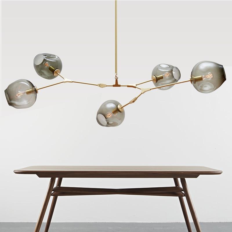 retro vintage pendant lights Restaurant Lighting lampara colgante de techo lamp modern led dining room kitchen pendant light