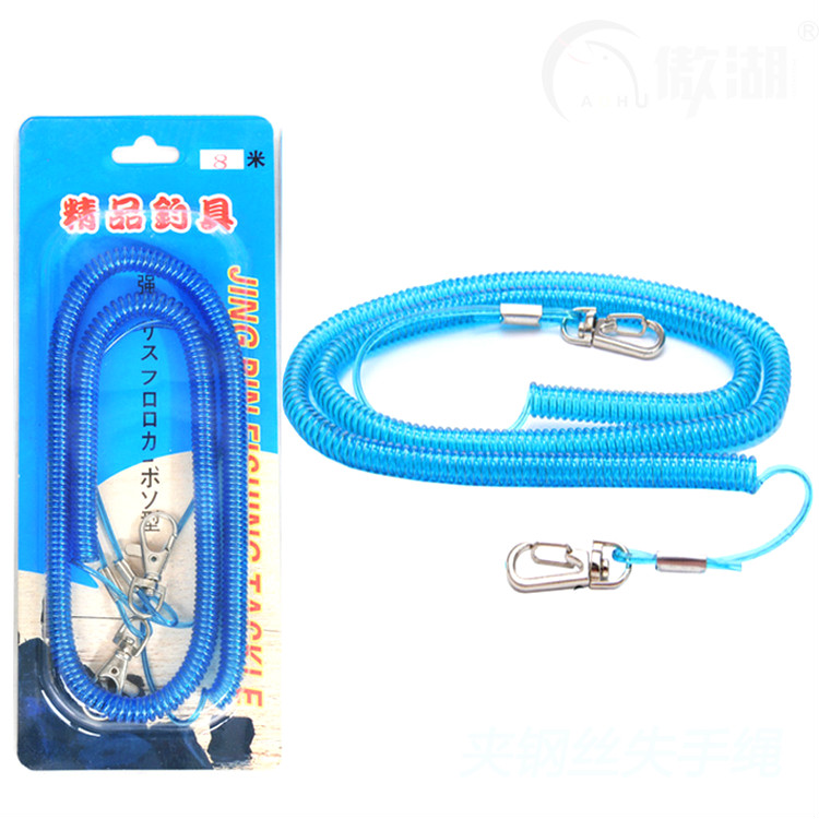 Hot spring steel wire rod recommended high grade rope drop rope ...