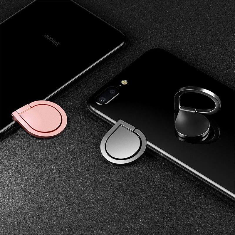 Universal car holder for smartphone finger holder Mobile