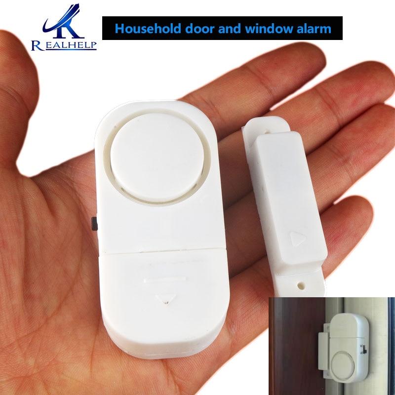 Windows Alarm Home Security System Wireless Home Security Alarm Window Sensor Alram Door Alram Switch Window Door Sensor