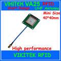 RFID Мини Панельная антенна Vikitek VA25 высокая производительность UHF RFID антенны 915 МГЦ short range 920-925 МГЦ может быть использован rfid-считыватель