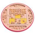 Многофункциональные деревянные китайские шашки гладкая игра