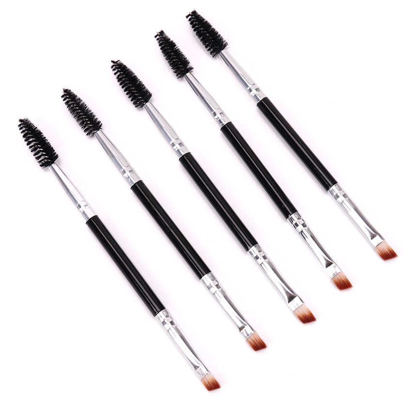 Fırçalar Makyaj Kaş Fırçası Kaş Tarak Spoolie Fırça Kaş Makyaj Fırçaları Güzellik Essentials Karıştırma Göz