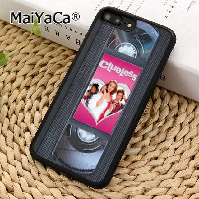MaiYaCa Clueless 90s U29 โทรศัพท์สำหรับ iPhone 5 6s 7 8 plus 11 pro X XR XS Max Samsung Galaxy S6 S7 edge S8 S9