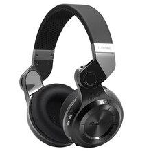 Original Bluedio T2 bluetooth estéreo fones de ouvido sem fio fone de ouvido bluetooth Hurrican Série fone de ouvido com microfone para telefone