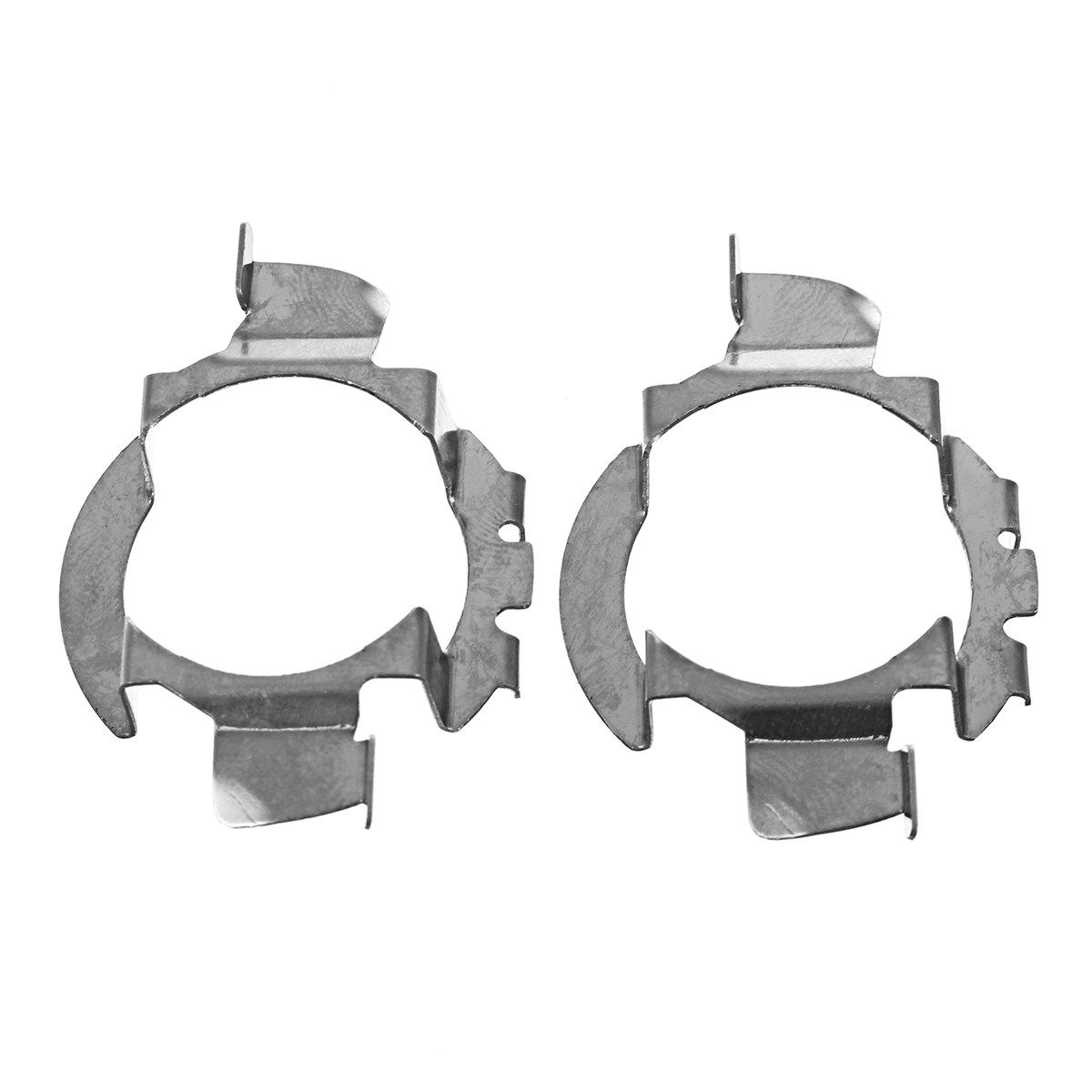1Pair <font><b>H7</b></font> <font><b>Led</b></font> <font><b>Headlight</b></font> Adapters Base Bulb Holders for <font><b>BMW</b></font> <font><b>E60</b></font> E61 for VW MK6 for NISSAN QASHQAI for Audi A3 Lamp Holder image