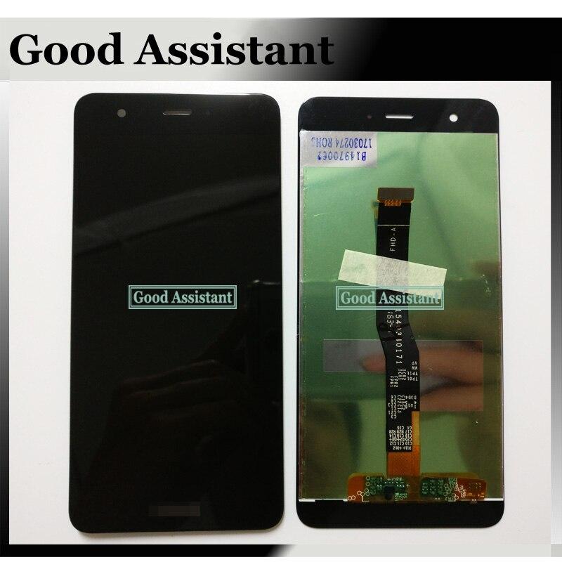 imágenes para Negro/Blanco/Oro LCD DIsplay + Touch Screen Asamblea Del Digitizador Para Huawei Nova CAZ-AL10 CAN-L01/L11/L02/L12/L03/L13