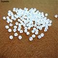 Popular Venda Opala Branco Cor 720 pcs 3mm Bicone Áustria Grânulos De Cristal de Vidro Solta Pérolas Spacer Bead para DIY Fazer jóias