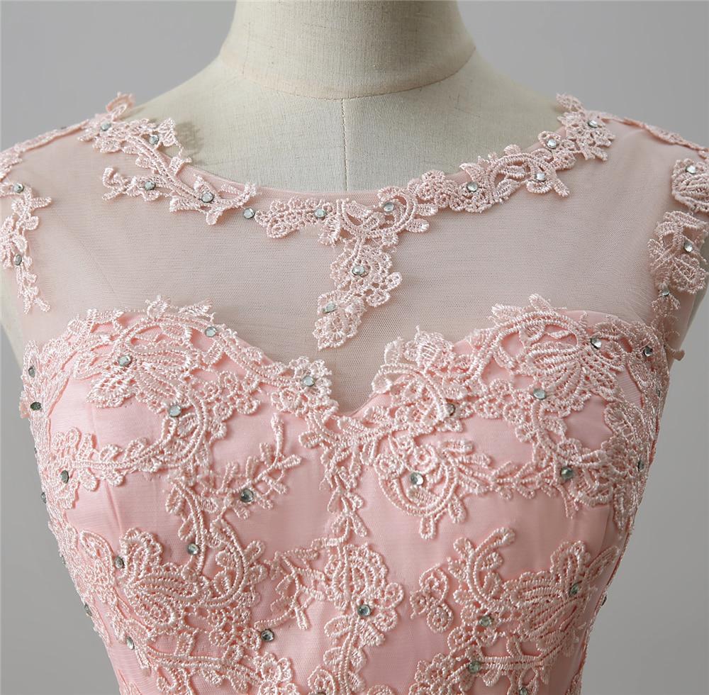 Bealegantom Nowe sukienki Quinceanera Scoop 2018 Suknia balowa z - Suknie specjalne okazje - Zdjęcie 3