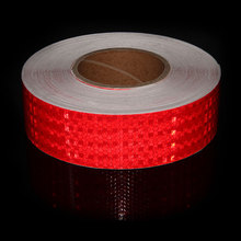5cmx50m Car Reflective Tape Stickers Auto Decoration Film Motorcycle Safe Reflective Material Safety Warning Tape Car Styling speedwow 46m 1cm car reflective tape sticker auto motorcycle bike luminous strip whole body decoration safety warning stickers