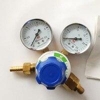 Meter Control Valve Welding Regulato Welding Weld Gauge Argon Regulator Pressure Reducer Hydrogen Meter