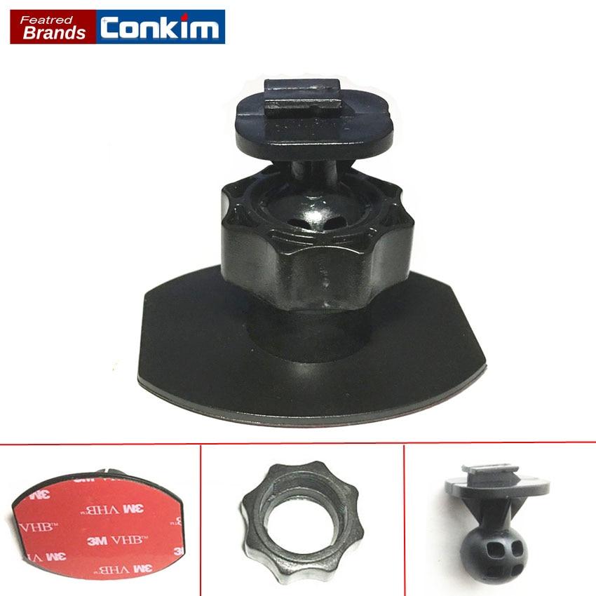 Conkim 3M Paste Stick Car Camera- ի տեղադրման սարքի - Ավտոմեքենայի ներքին պարագաներ - Լուսանկար 1