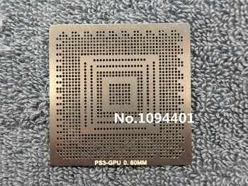 PS3-GPU   PS3 GPU   CXD2982GB  CXD2982AGB  CXD2982BGB   Stencil Template