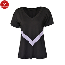 Dry Quick gym t shirt compression tights women s yoga running fitness for women sportswear compression