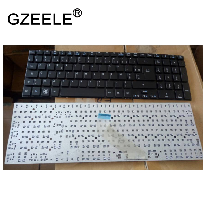 GZEELE FR French Keyboard For Acer Aspire E1-570 V5-561 V5-561G E1-570G E5-511 E5-511G E5 511 E5 511P E1-511P E5-521G AZERTY NEW