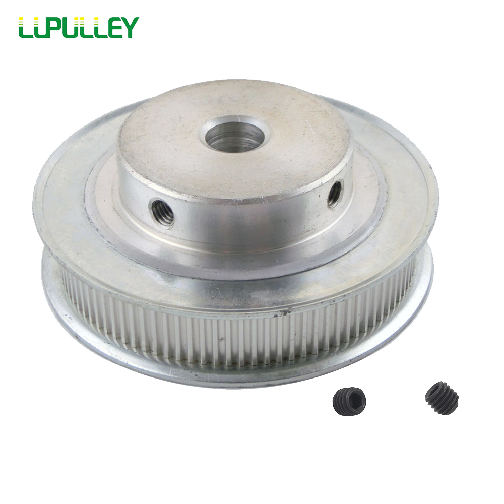 LUPULLEY MXL 120T Timing Belt Pulley 11mm Belt Width Pulley Wheel 8/10/12mm Bore 120Teeth Aluminum Gear Pulley Motor Wheel все цены