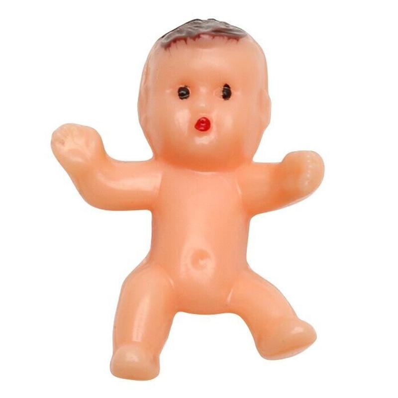 60x1inch Mini Plastic Baby Kids