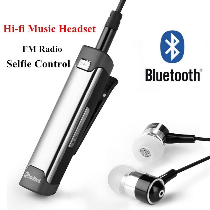 Bluetooth 4.1 auricular estéreo de alta fidelidad auriculares inalámbricos laval