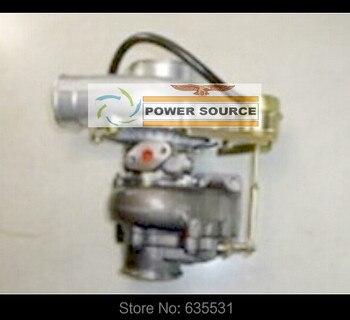 Chłodzony olejem Turbo GT30 GT35 WGT30-1 T3T4 T04E T3 kołnierz Comp/R. 50 turbiny A/R. 48 wlot powietrza 3