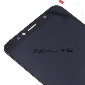 Image 4 - Yeni ekran için Huawei Y6 başbakan 2018 ATU L11 L21 LCD ekran dokunmatik ekran digitizer aksesuarları Y6 2018 lcd çerçeve