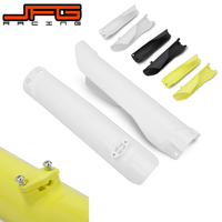 Motorcycle Drit Bike Guard Absorber Front Fork Plastic Protectors For KTM SX 125 250 SXF 250