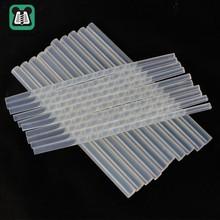GOGOPANDA Freies verschiffen (10 Teile/los) ungiftig Transparent 7mm und 11mm X190mm Hot Melt Kleber Sticks für DIY