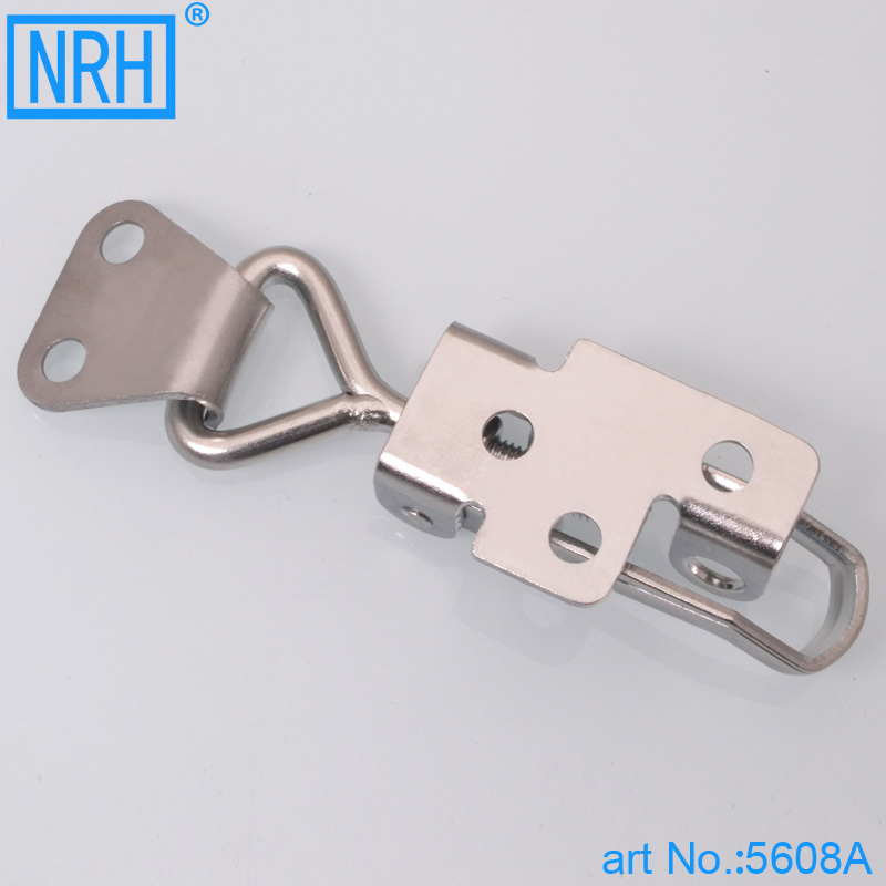 Aliexpress.com : Buy NRH 5608A stainless steel toggle clamp pull ...