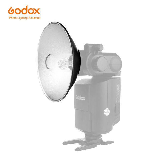 Godox Ad s6ร่ม สไตล์สะท้อนแสงสำหรับWitstroอุปกรณ์เสริมแฟลชAd180 Ad360