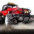 1/14 Escala 2WD Rc Escovado Deserto Rocha Racer Carro Elétrico Off-Road Truck baja com 2.4 GHz Sistema de Rádio RTR
