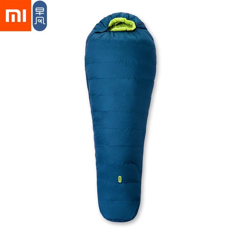 Xiaomi Mijia Zaofeng Sleeping Bag Ultra Light Down 300g 90 Pure White Duck Down Padding Super
