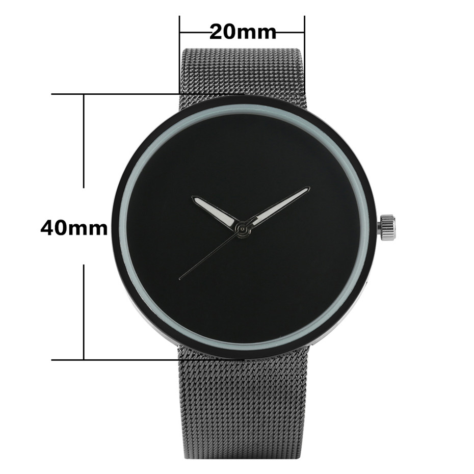 Watches Men Gift Set Mesh Steel Band Casual Watch Man Card Holder Men Wallet Gifts For Boyfriend Father Excellent Quality Quartz Watches Brown Leather Wallets Watches