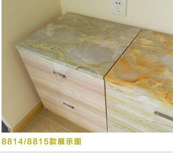 61cmx5m Marble Waterproof Vinyl Self Adhesive Wallpaper Sticker Marble Contact  Paper Kitchen Cupboard Kitchen Contact Paper