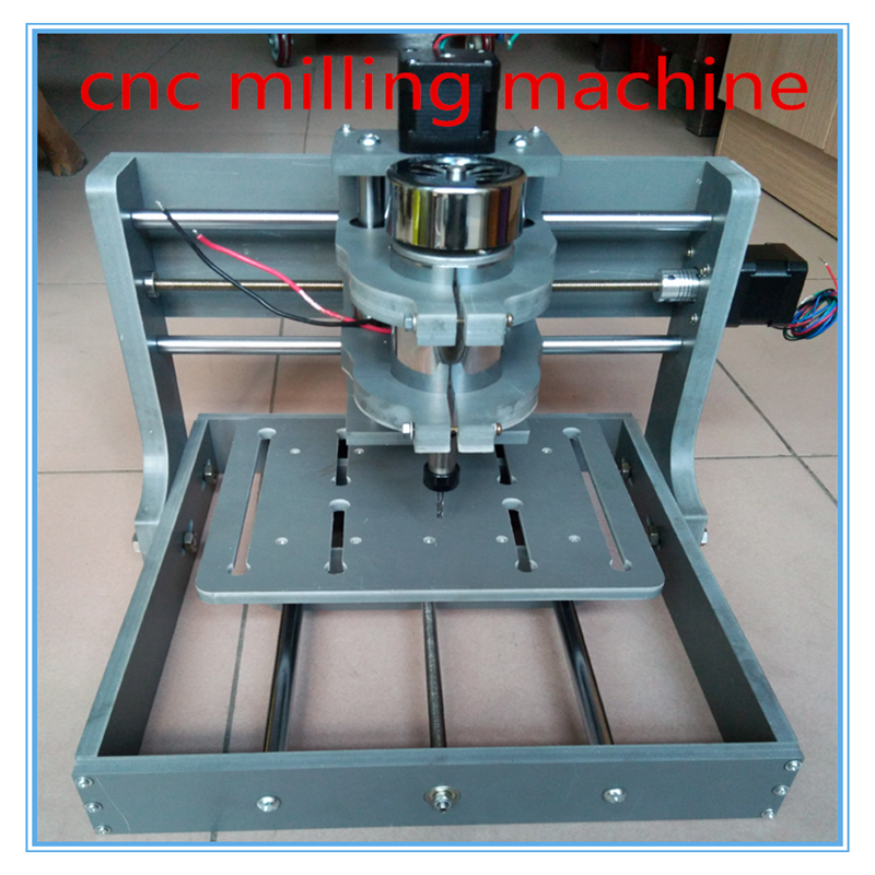 2020B DIY CNC Wood Carving Mini Engraving Machine PCB Milling Machine CNC  PVC Mill Engraver Support MACH3 System Support USB 10pcs box 1 8 inch 0 8 3 17mm pcb engraving cutter rotary cnc end mill milling cuter drill bits