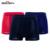 Seven7 Marca Hombres Modal Boxers Ropa Interior De Alta Elasticidad 3 Pcs \ Paquete Sexy Cómodo Transpirable Boxers Shorts Pantalones 109G40130