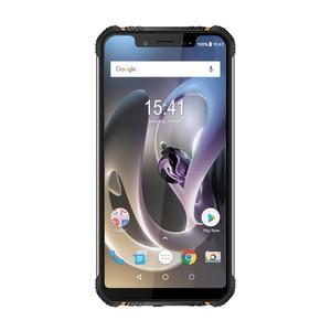 "Image 4 - Homtom zoji z33 mt6739, smartphone à prova d água de ip68, 1.3ghz, 3gb, 32gb, 4600mah, tela 5.85 "", dual sim, android celular ota otg face id, 8.1"